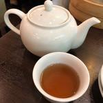 京鼎樓 - ジャスミン茶