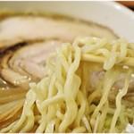 めん和正 - ぷりっぷりな麺。