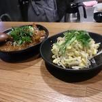 京の焼肉処 弘  - 牛すじどて煮ともやしナムル