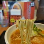 ラーメンたろう - 麺リフト
