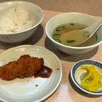福龍園 - 麻婆豆腐ランチ
