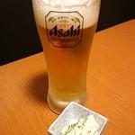 96694783 - 生ビール。