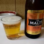 ラーメン東大 - ドリンク写真:瓶ビール 540円