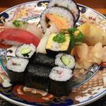 玄海鮨 - 「海」ランチ  メイン