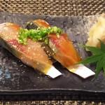 玄海鮨 - 追加 サバ  150円Χ2貫