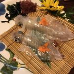旅宿 よぶこ - 料理写真:呼子と言えばイカ!