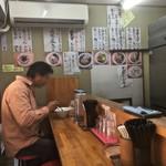 昭和歌謡ショー - メニュー色々な店内