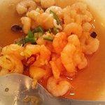 味楽来 - 料理写真:小海老のチリソース炒め
