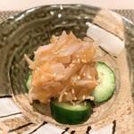 阿部寿司 - 梅の水晶