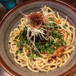 光麺 - 2018/11/13 ディナーで利用。 汁なし坦々麺(930円)