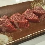 焼肉 幸福 - 上ハラミ(1800円)