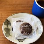 96704619 - ツマガリの焼き菓子。。。関西人なら、子どもの頃から絶対に1度は口にしてると思うの(๑>◡<๑)