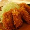 かつや - 料理写真:カキフライ定食(745円)