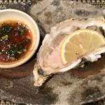 阿部寿司 - 真牡蠣