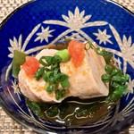 阿部寿司 - あん肝酢