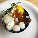 パティスリー・キュルミネ - 料理写真:京抹茶