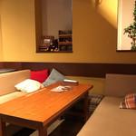 猿カフェ - 店内