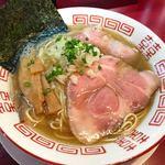 麺一盃 - ガツンと煮干しにレアチャーシューがまぶしい(*´Д`*)