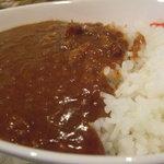 コンパーニョ - 牛すじトマトカレー
