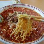 味の鈴乃屋 - 麺