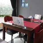 梅軒 - テーブル席
