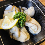 大漁 - かき酢 600円