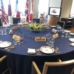 ラ・メール ザ クラシック - G7のテーブル