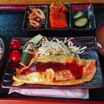 立飲み舞 - 日替わり定食600円