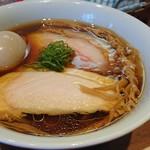 ラーメン屋 トイ・ボックス - チャーシュー麺煮卵