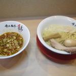 優味麺亭 やまどり - 特製鸐つけ麺