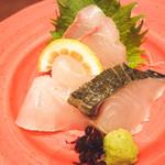 美食米門 - お造り三種
