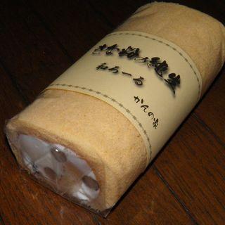 カンノヤ - 料理写真:きなこの純生 和ろーる 1,200円