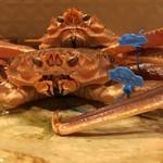 銀座 しのはら - 津居山の蟹