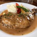 Tonerico - 鶏肉のフリカッセ