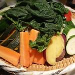 96724774 - 焼き野菜