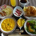 中野サンプラザ - 洋朝食