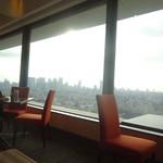 中野サンプラザ - 20階 レストランからの眺め