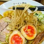 ラーメン専科 竹末食堂 - あっさり(アップ)