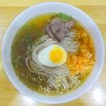 96730978 - 冷麺並(上から)