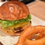 Craft Burger co. - クラフトチーズバーガー