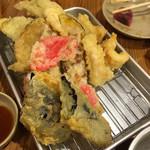 96732116 - ・天ぷら盛り7種