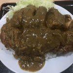 あげもんや - 料理写真:「大カツカレー」1,730円