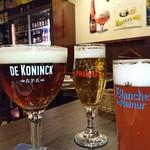 ポールズカフェ - ベルギー樽生ビール
