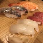 曙橋 やすや - 寿司