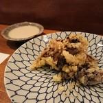 96735220 - 舞茸の天ぷら
