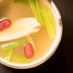 焼肉 喰心 - 【薬膳スープ】