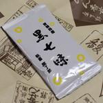 原了郭 - 黒七味・袋(378円)2018年10月