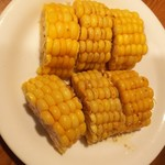 牛繁 - トウモロコシ