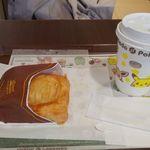 ミスタードーナツ - パイとコーヒー
