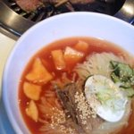 食道園 - 盛岡冷麺